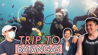 Our Trip to Batangas by Alex Gonzaga