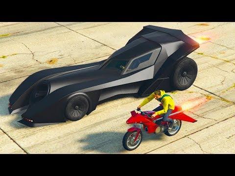 GTA 5 - Vigilante Vs Oppressor ($3,750,000 vs $2,650,000)
