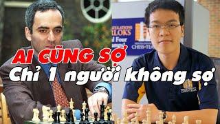 Lê Quang Liêm hạ đo ván vua cờ Kasparov, thật không thể tin nổi