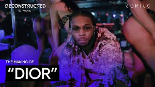 """The Making Of Pop Smoke's """"Dior"""" With 808 Melo 