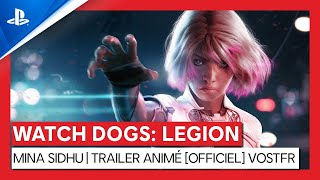 Watch dogs: legion :  bande-annonce VOST