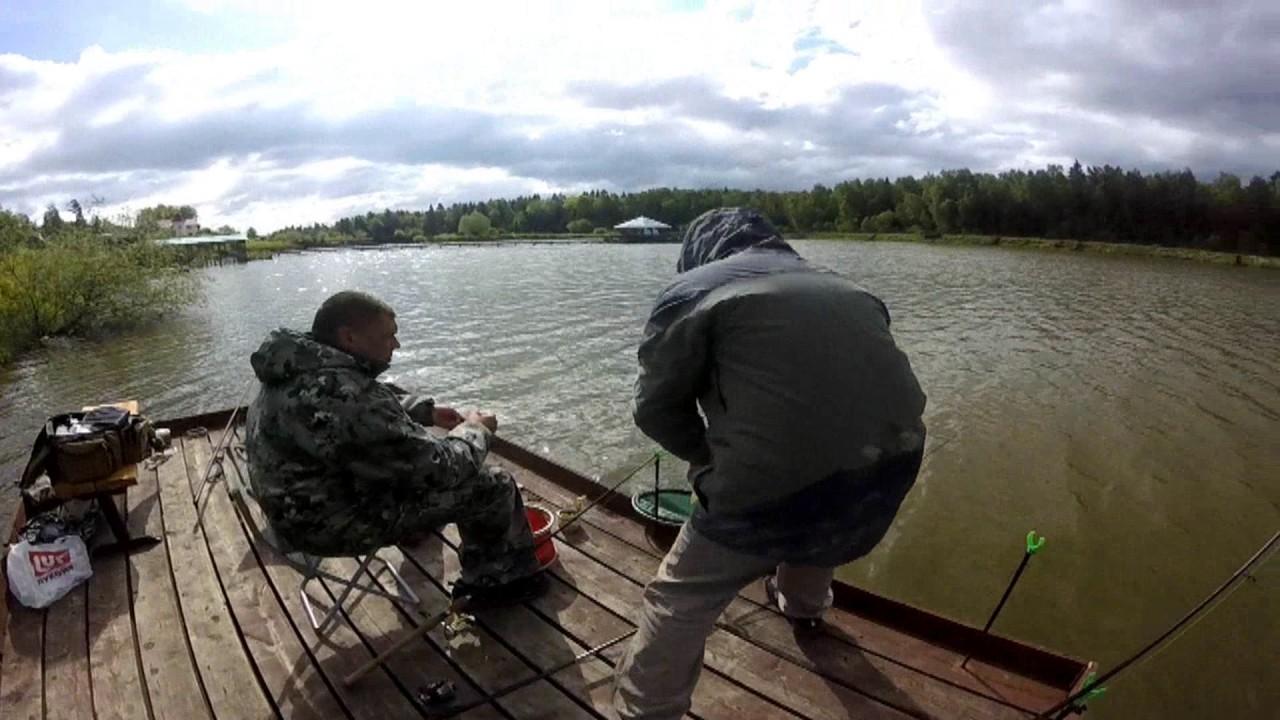 Рыбалка в кубинке платная