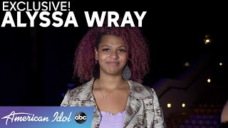 Alyssa Wray Finds Confidence After Audition Praise From The Judges - American Idol 2021