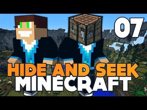 SZTUKA CAMPIENIA! | Minecraft - Hide'n'Seek #7 | Vertez & Purpose
