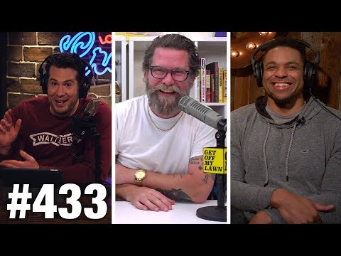 #433 WHY TRUMP WINS RE-ELECTION   Gavin McInnes and Hodgetwins   Louder With Crowder