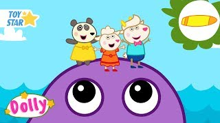 Dolly and friends New Cartoon For Kids | Sheep the Surfer | Season 1 Episode #24 Full HD