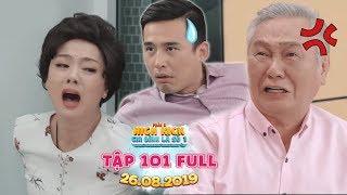 Gia đình là số 1 Phần 2 tập 101 full:Quá chén thất lễ với bà Liễu,Minh Ngọc có sống yên với ông Tài?