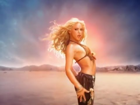 Shakira - Whenever, Wherever LYRICS (FULL HD)