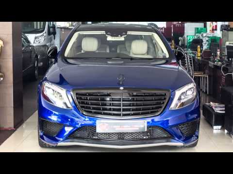Mercedes-Benz S500 Launch Edition @ Big Boy Toyz