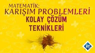 KPSS Matematik - Karışım Problemleri