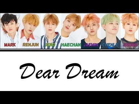 [Color Coded Lyrics] NCT DREAM - Dear Dream (Han/Rom/Eng)
