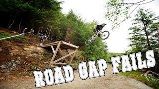 MTB Fail compilation 2018 Road Gap