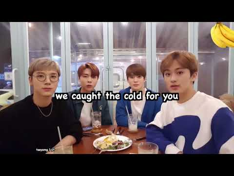 nct being weird for too long
