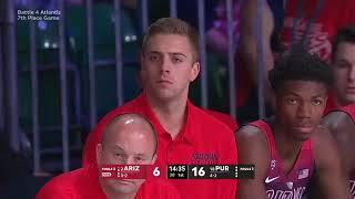 Arizona vs Purdue  NCAA Men's Basketball November 24, 2017