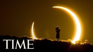 360 Degree VR Solar Eclipse Live Stream With Jeffrey Kluger From Casper, Wyoming | TIME