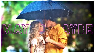 Jenna Davis - Maybe Maybe (Official Music Video) **FIRST KISS ON CAMERA**💋