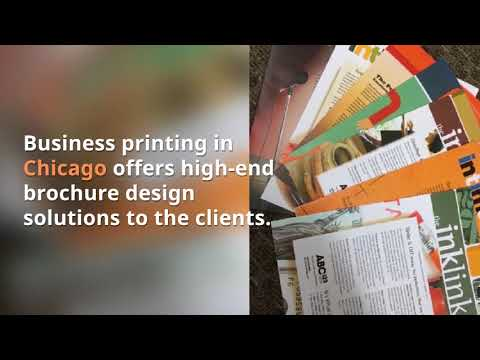 Business Printing Chicago