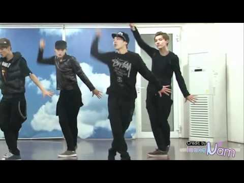 [KRIS focus] EXO-M HISTORY Only Dance (Chinese ver.)