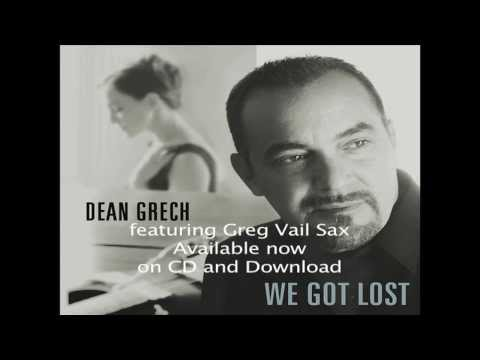 Dean Grech CD Shake It Around - featuring Greg Vail on Sax