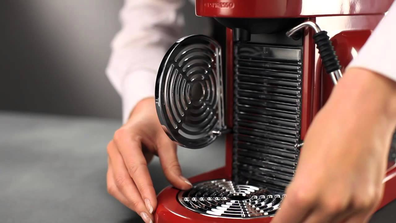 Nespresso Maestria How To Descale Your Maestria Machine