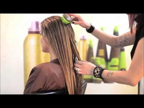 Elimina los nudos de cabello en segundos!! - No Tangle Pre-Styler-  Macadamia