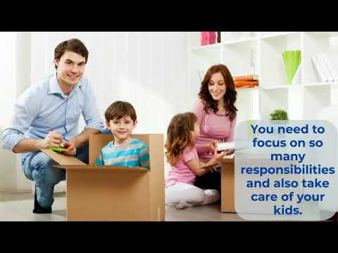 Make Moving Easier on You and Your Kids