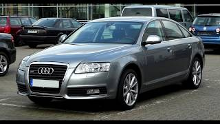 Audi (A6 4F) MMI 2G - hidden menu - skryte menu - Ondřej Haščák