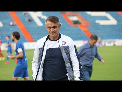 Trener Burić nakon pobjede u Varaždinu