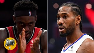 No Kawhi? No problem. The Raptors are still showing why they're champs - Rachel Nichols | The Jump