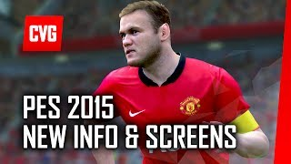 PES 2015: Official Info + New PS4 Screens (Manchester United)