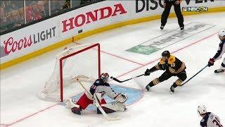 Bruins-Blue Jackets Game 1 4/25/19