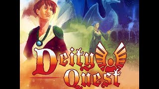 deity quest trailer, walkthrough, icon