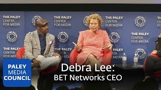 BET Networks CEO Debra Lee on why competition matters