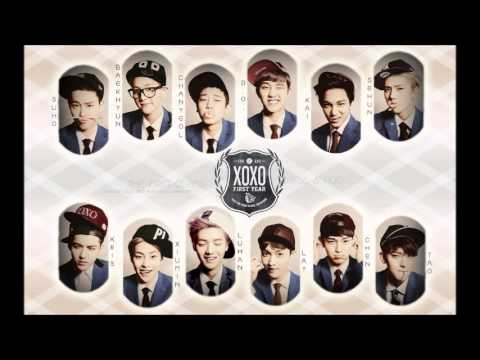 EXO - Baby Don't Cry ( 인어의+눈물 ) full audio