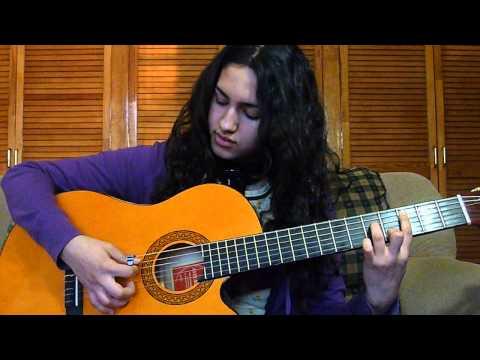 Como tocar Sweet dreams Marilyn Manson Tutorial guitarra español