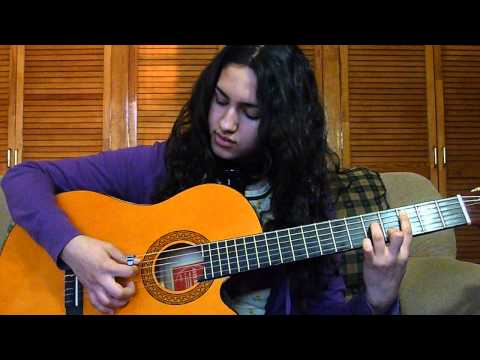 Como tocar Sweet dreams Marylin manson Tutorial guitarra español