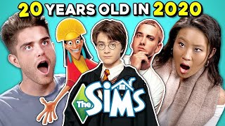 10 Things Turning 20 In 2020 (Try Not To Feel Old)