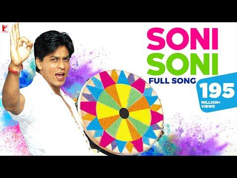 Holi Song - Soni Soni - Full Song   Mohabbatein   Amitabh Bachchan   Shah Rukh Khan   Aishwarya Rai