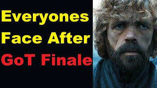 Tyrion Lannister Mourns The Death Of A Once Great Show In Game Of Thrones Finale,  Episode 6