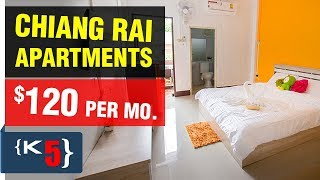 Chiang Rai Apartment Rental Tour For Long Term Stay