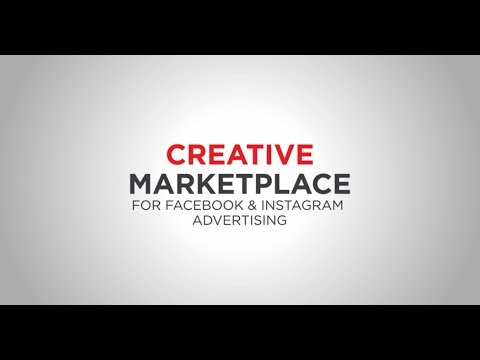 Creative Marketplace Sizzle Reel!