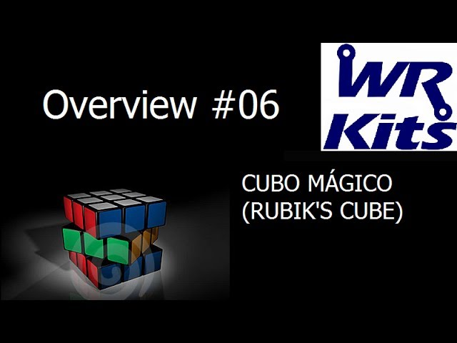 CUBO MÁGICO (RUBIK'S CUBE) - Overview #06