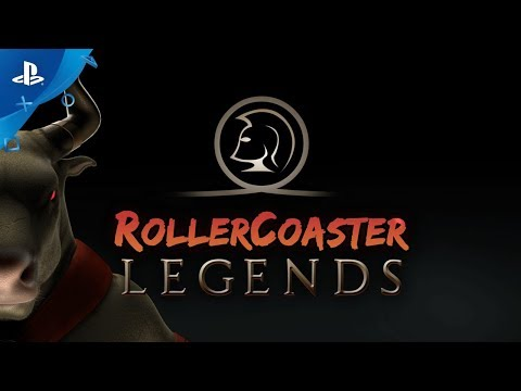 RollerCoaster Legends Trailer