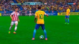 Neymar vs Paraguay HD 720p (28/03/2017)