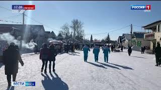 В Тевризе открылся 50-й «Праздник севера»