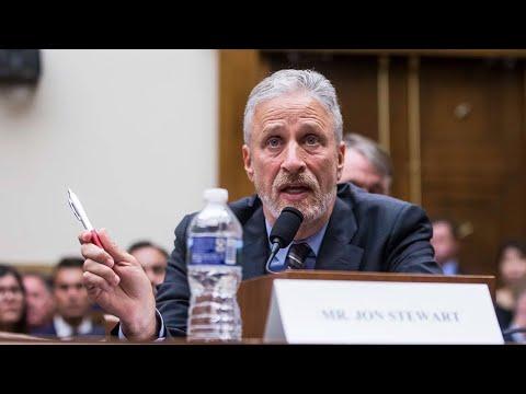Jon Stewart shames Congress over 9/11 first responders fund | USA TODAY