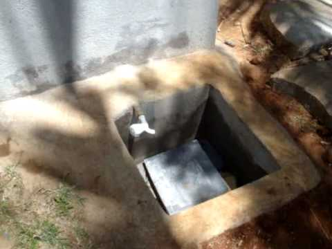 Rainwater harvesting from rooftops in rural India
