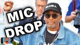 Spike Lee Goes Off On Trump While Discussing BlackKKlansman
