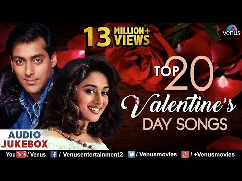 Top 20 Romantic Songs | 90's Hindi Love Songs | JUKEBOX | Evergreen Bollywood Romantic Songs