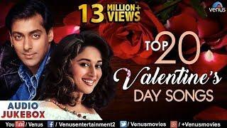 Top 20 Romantic Songs | 90's Hindi Love Songs | JUKEBOX | Evergreen Bollywood Romantic Songs - YouTube